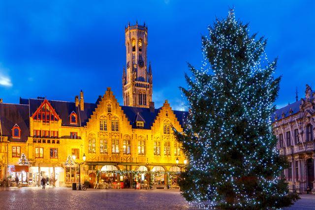 Bruges Christmas.Bruges Christmas Markets